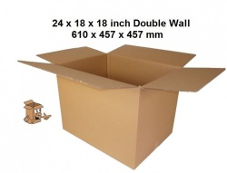 Removal Boxes 24 x 18 x 18'' EXTRA LARGE